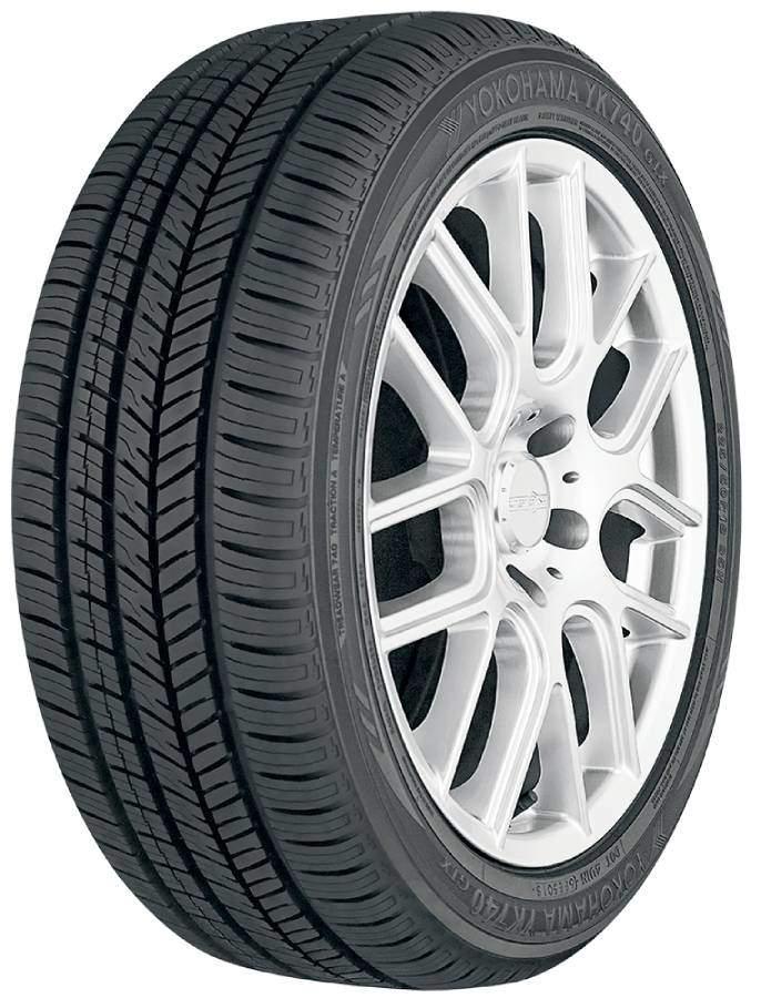 Yokohama-YK740-GTX tire review