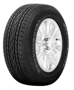 Best Tires for Toyota Highlander - Continental Cross Contact LX20