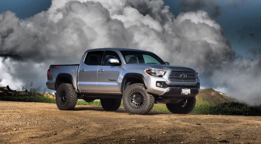 All Terrain Tires For Toyota Tacoma