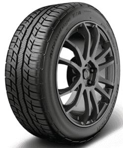 BFGoodrich Advantage t/a sport tire review