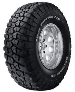 best mud tires - BFGoodrich Mud-Terrain T/A KM2