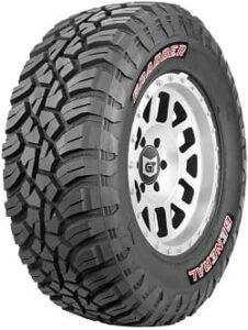 Best mud tires - General Grabber X3