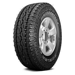 Bridgestone Dueler A/T Revo 3 all-terrain tires for snow