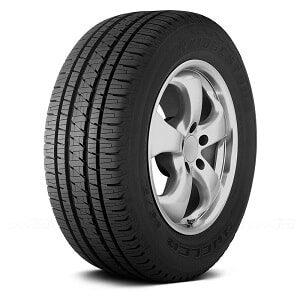 Bridgestone Dueler H/L Alenza Plus - all-season tires for SUV