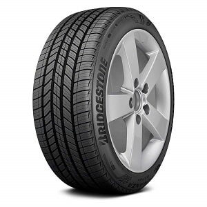 Bridgestone Turanza QuietTrack all-season tires