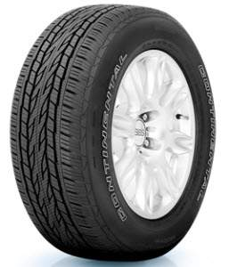 Continental CrossContact LX20 tire review