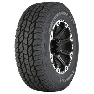 Top 10 Best All-Season Tires for F250 Super Duty - Cooper Discoverer All-Season Tire