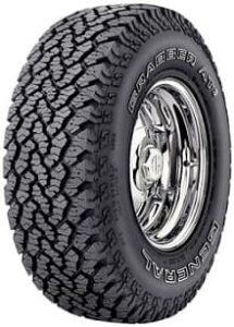all terrain tires for snow