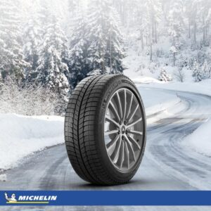 Best tires for Mercedes e350 - Michelin X-Ice Tire