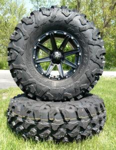 Maxxis Carnivore - Best UTV Tires for extreme terrain