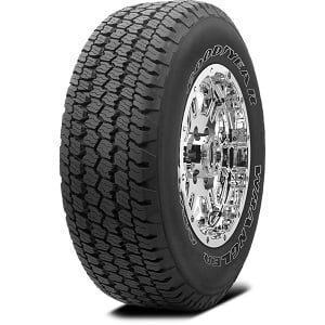 Goodyear Wrangler AT/S-Mud tire