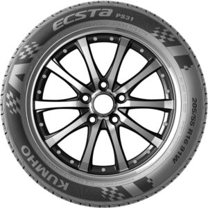 PS31 Ecsta by Kumho drifting tire