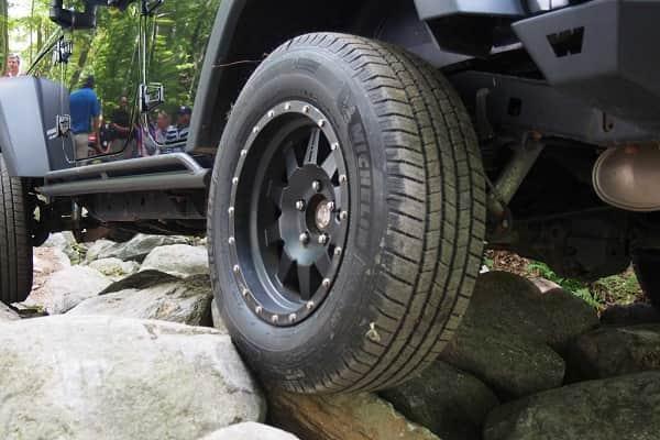 Michelin Defender LTX M/S (Best Highway Tire)