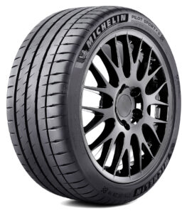 Pilot Sport 4S by Michelin