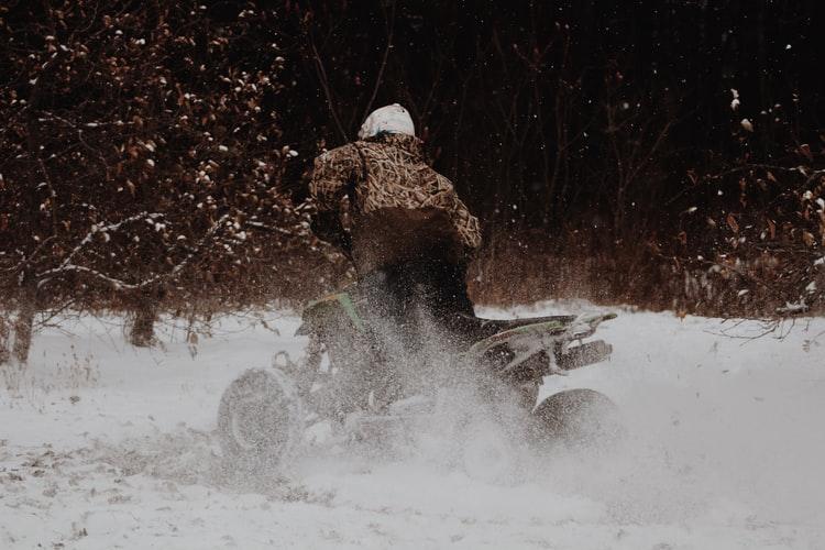 ATV Snow Tires