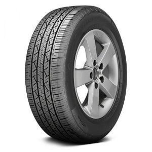 Continental CrossContact LX25 - Honda Pilot Tires