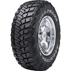 Goodyear Wrangler MT/R with Kevlar