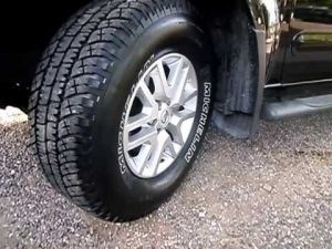 Michelin LTX to Dry Surfaces