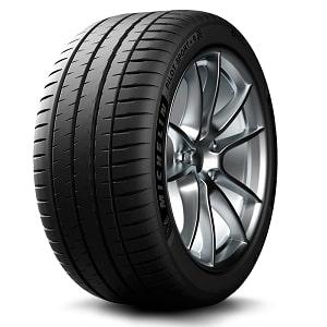 Michelin Pilot Sport 4S drifting tire