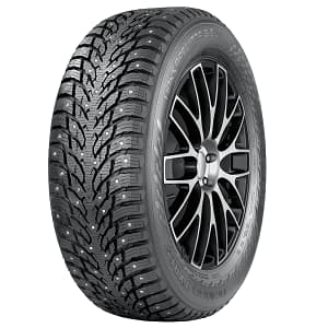 Best Snow Tires for SUVs,, Nokian Hakkapeliitta 9 SUV
