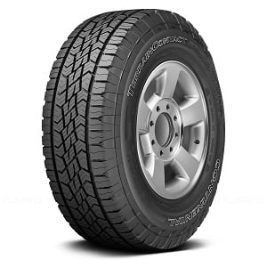 Continental TerrainContact A/T - best tires for sand