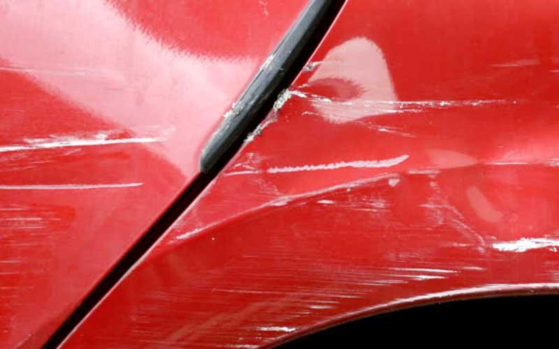 How to Fix Deep Scratches On Car Door?