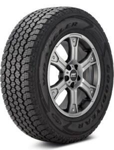 Goodyear Wrangler All-Terrain Adventure with Kevlar all_ Season Radial Tire-LT275/70R18 125R