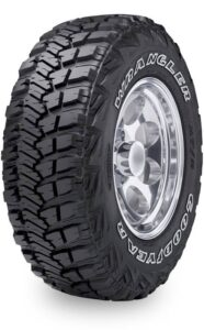 Goodyear Wrangler MT/R with Kevlar LT285/75R16 126Q BSL MaximumTraction tire