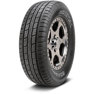 Best Tires for Ford F150 - General Grabber HTS60