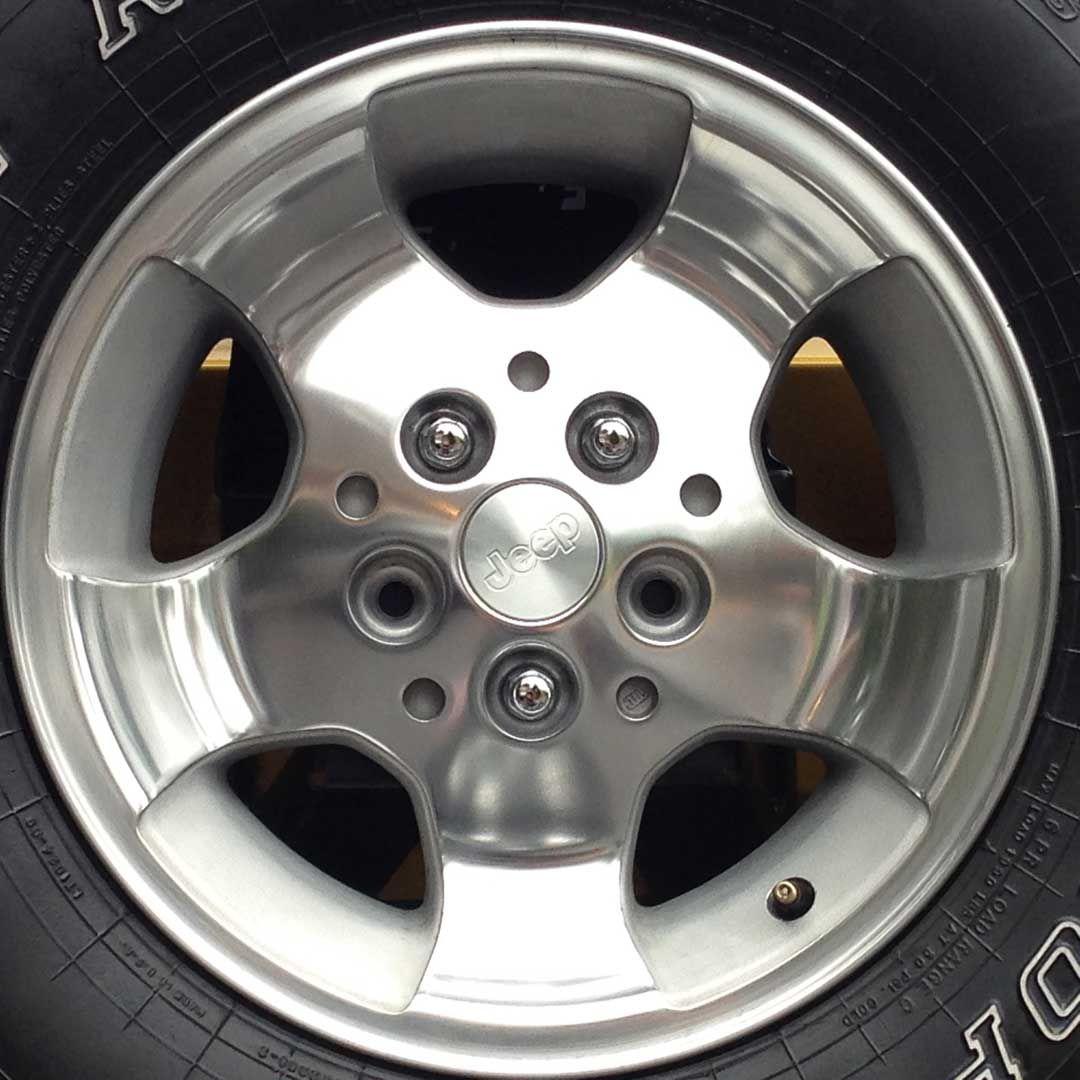 How to Refinish Aluminum Wheels?