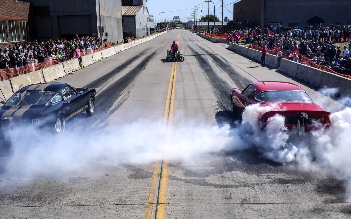 Street Tires for Drag Racing