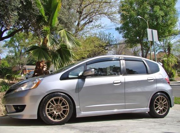 best tire for honda fit