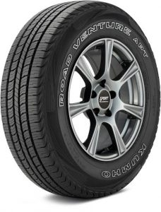 Best Tires for Ford F150 - Kumho Road Venture APT KL51