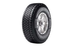 Goodyear Wrangler All-Terrain Adventure with Kevlar - best tires for Toyota 4Runner