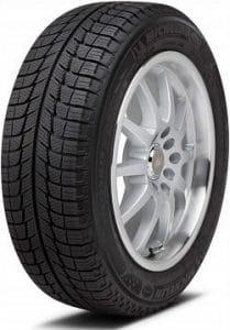 Michelin X-Ice Xi3 minivan tires