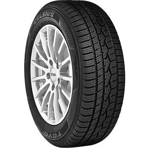 Toyo Celsius minivan tires